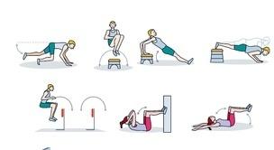 5 best exercises for women   Women Health & Diet